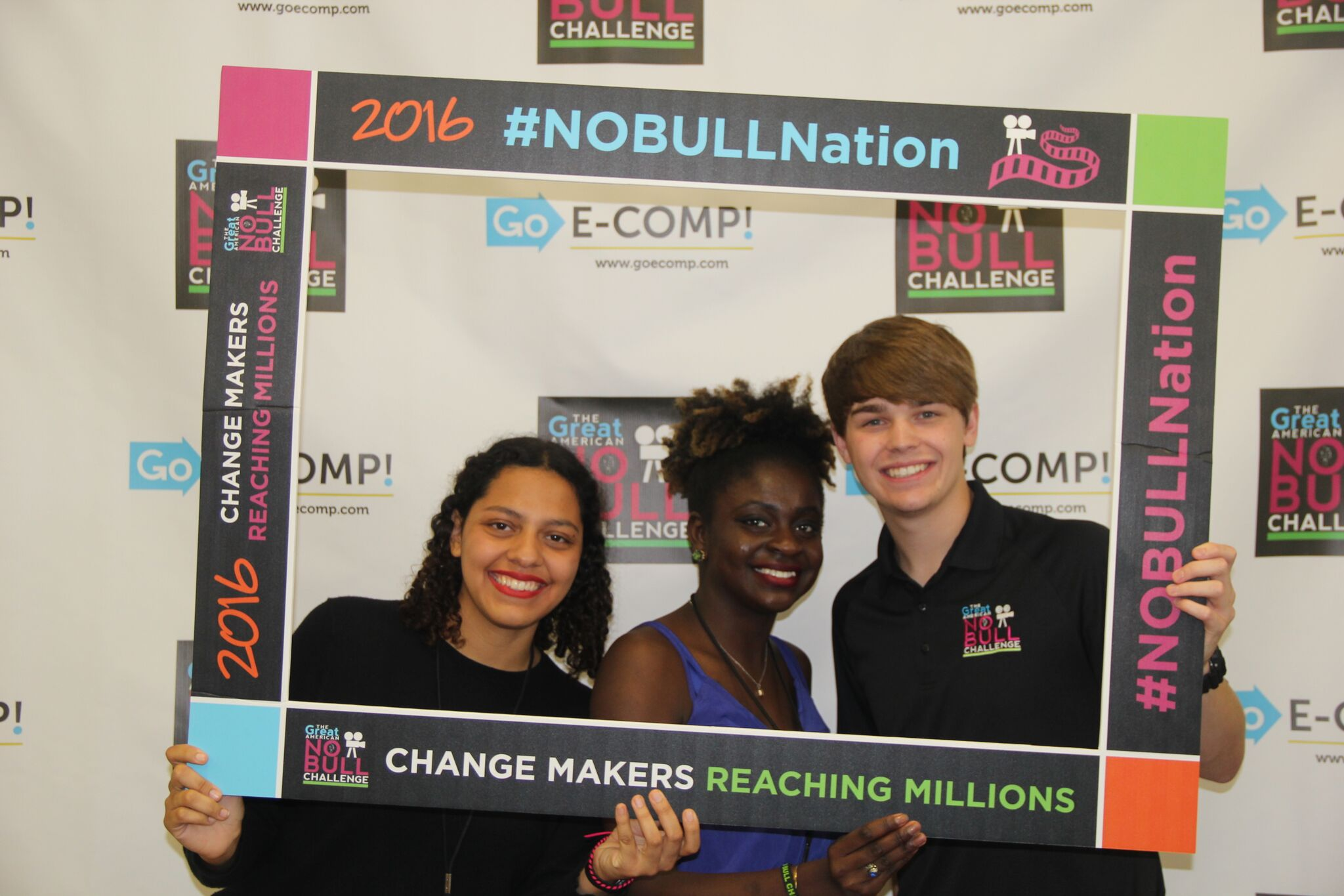 Mariah, Josee, & Cameron