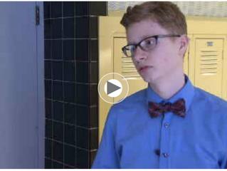 Clark County freshman calls 'No Bull' on bullying