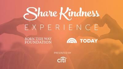 #ShareKindness