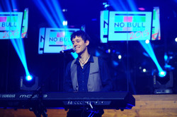Kurt Hugo Schneider performs