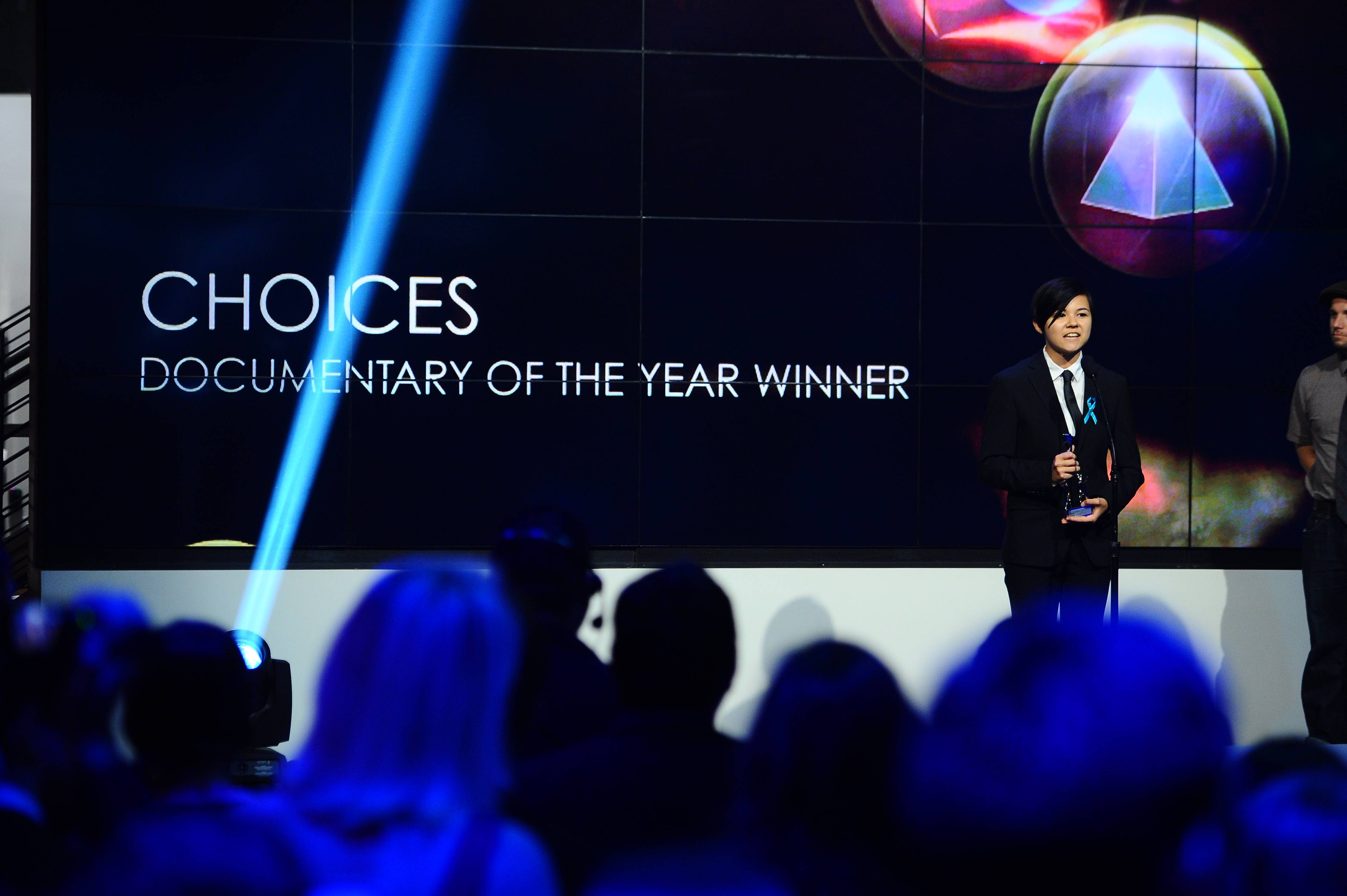 Choices: Documentary of the Year