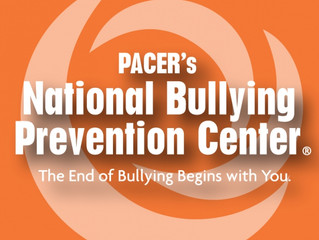 This October marks 10-year anniversary of National Bullying Prevention Month