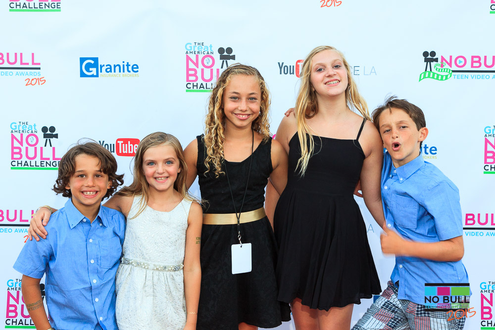 Pals on the Red Carpet