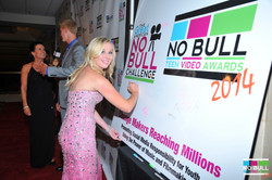 Nominee Signs Signature Wall