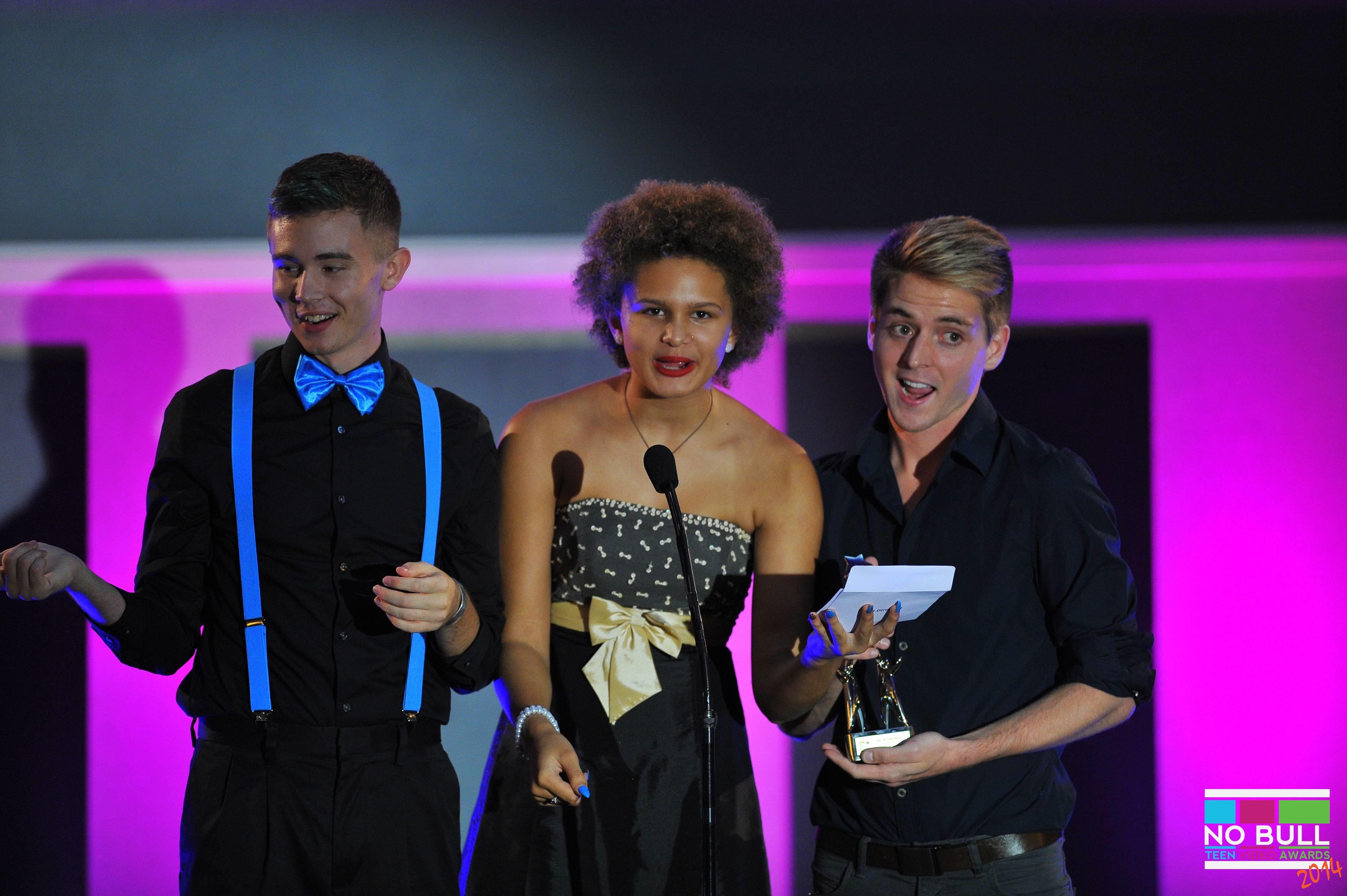 Tyler, Lela & Scott - Presenters