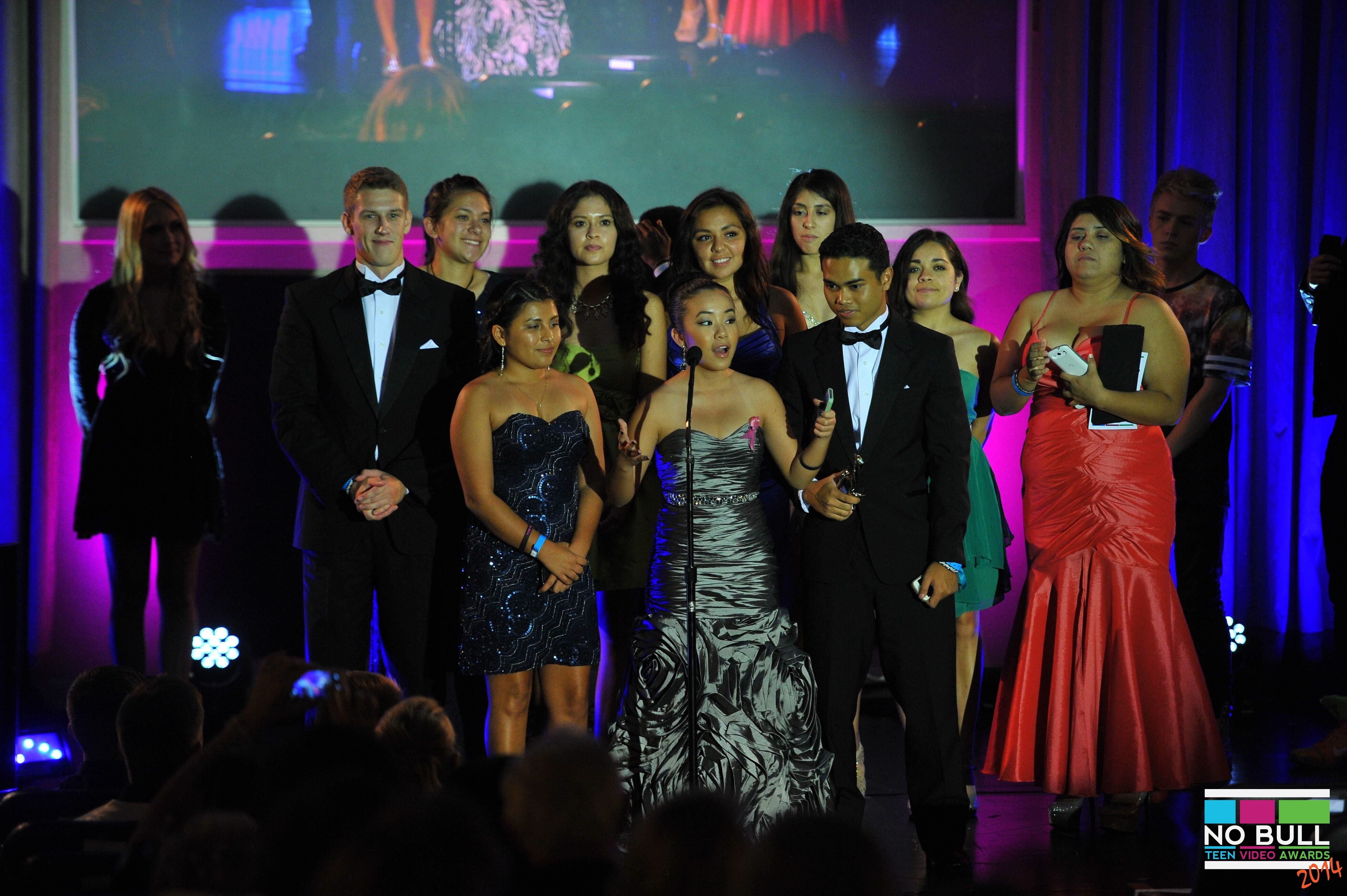 Christi & FUSD - 2014 Award Winners