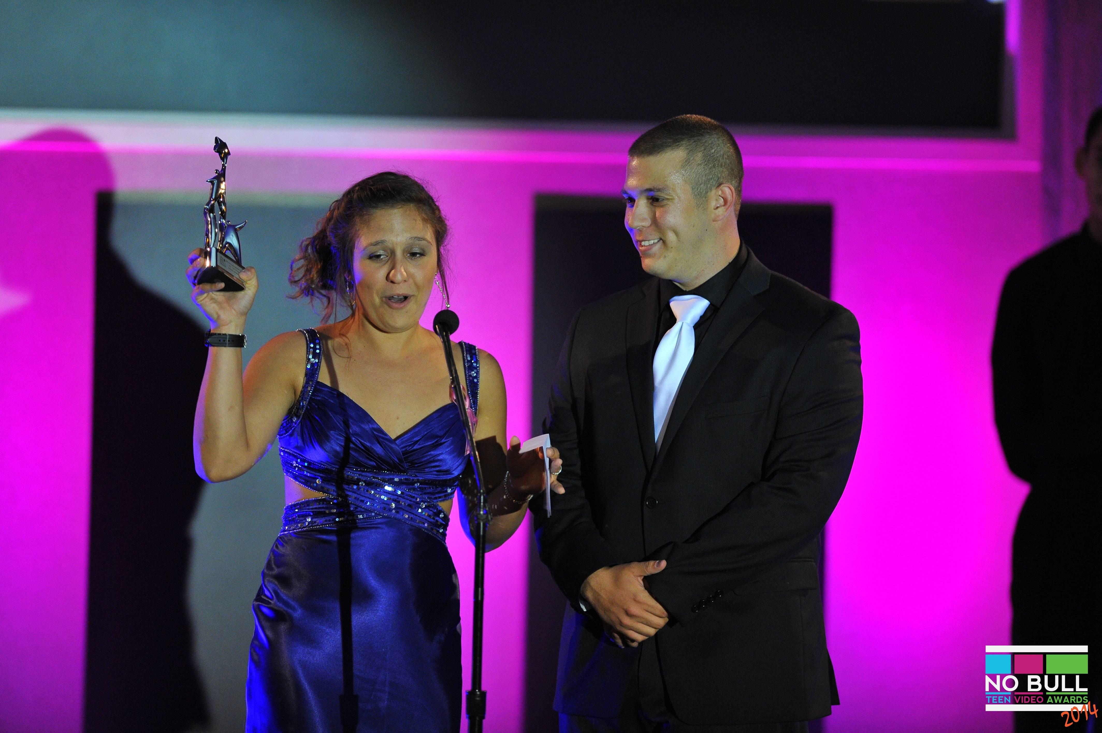 Rachael Ruggiano - 2014 Award Winner