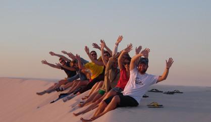 Grupo de Trekking