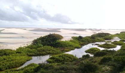 Ponta do Mangue Atins Lençóis Maranhenses