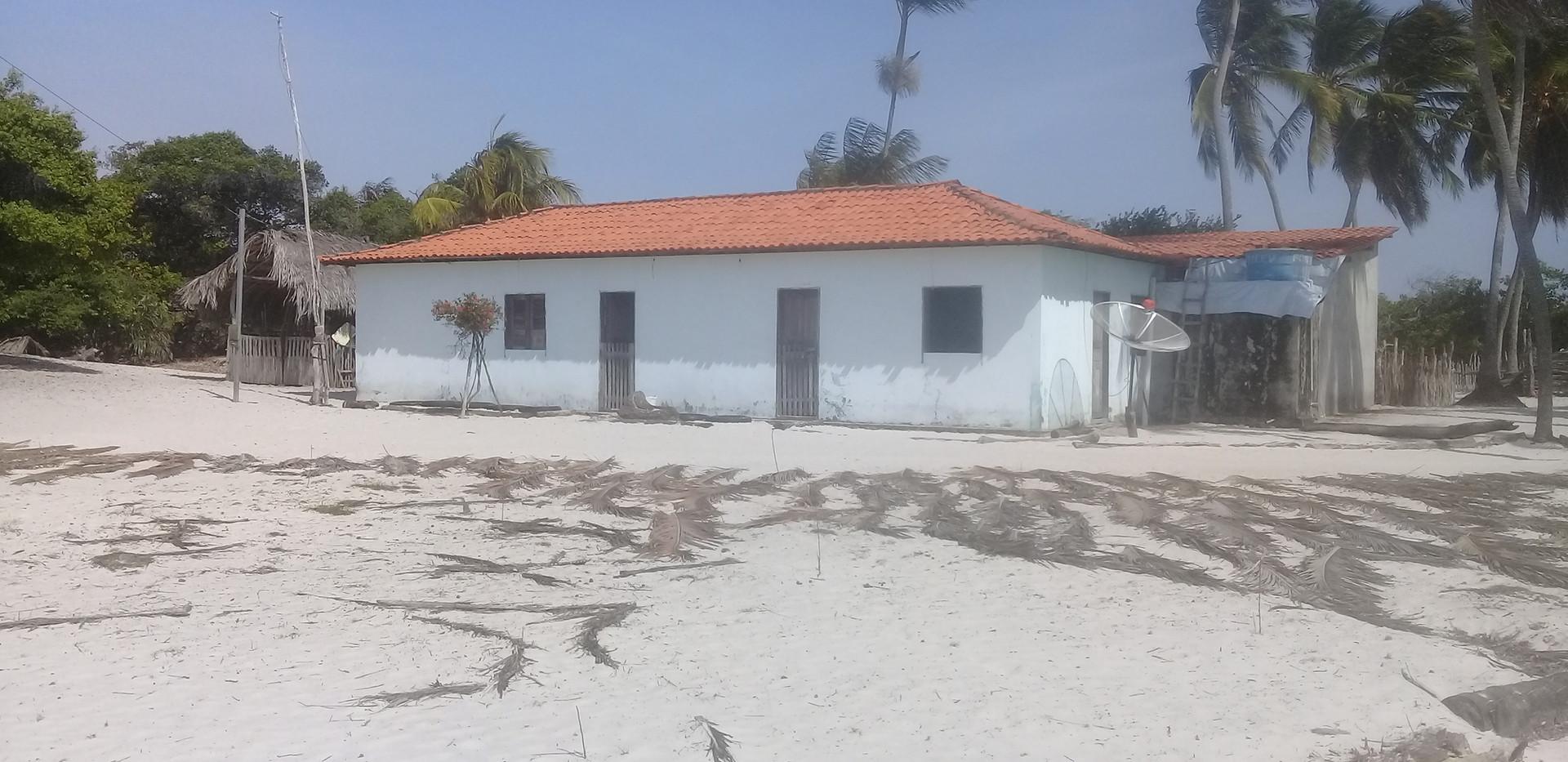 Casa no Povoado Buriti Grosso Lençóis Maranhenses