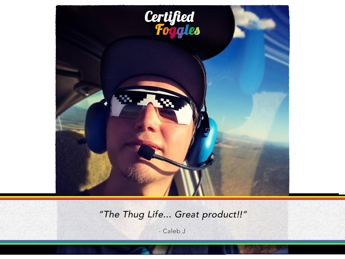Caleb J. Certified Foggles™