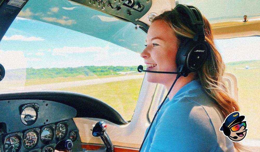 Scanners aviator spotlight blog post. Pilot instrument ifr training view limiting device. Aviation News