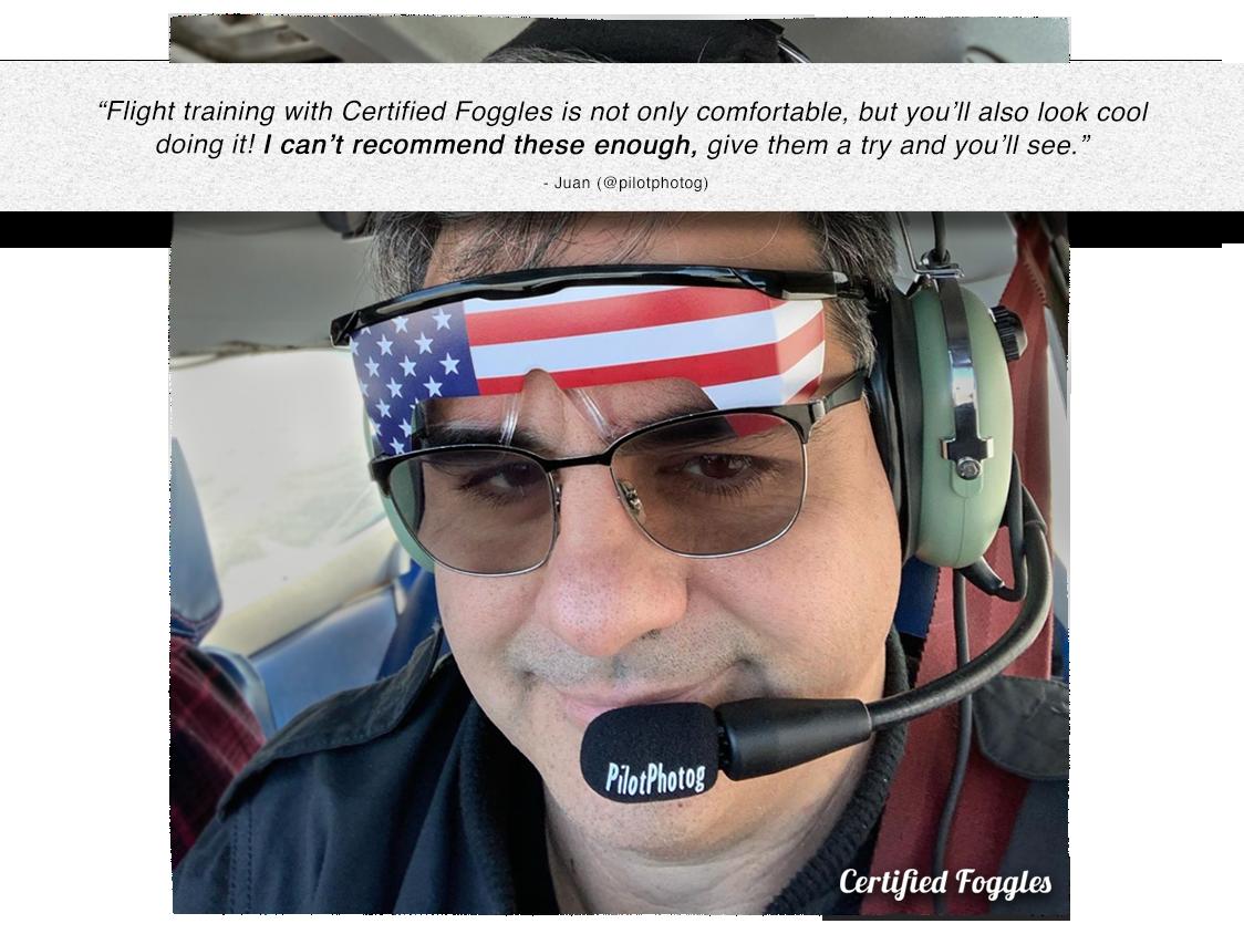 @pilotphotog Testimonial