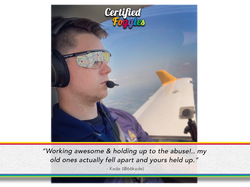 Kade Certified Foggles™