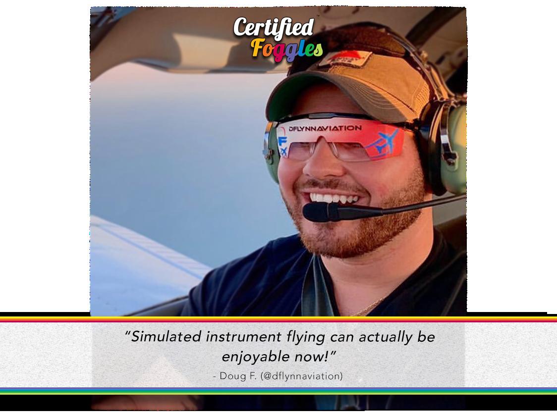 Doug F. Certified Foggles™