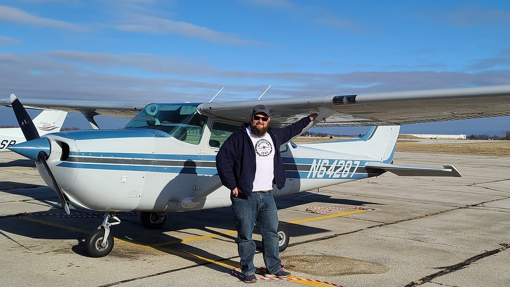 @plane_old_memes's Nick Reyzin is featured in Scanners's Instrument Training Glasses's (IFR) Aviator Spotlight.