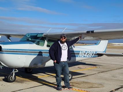 Alan Johnson of Aviation Soul