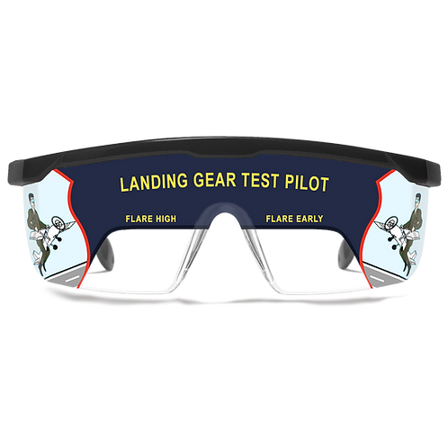The Landing Gear Test Pilots