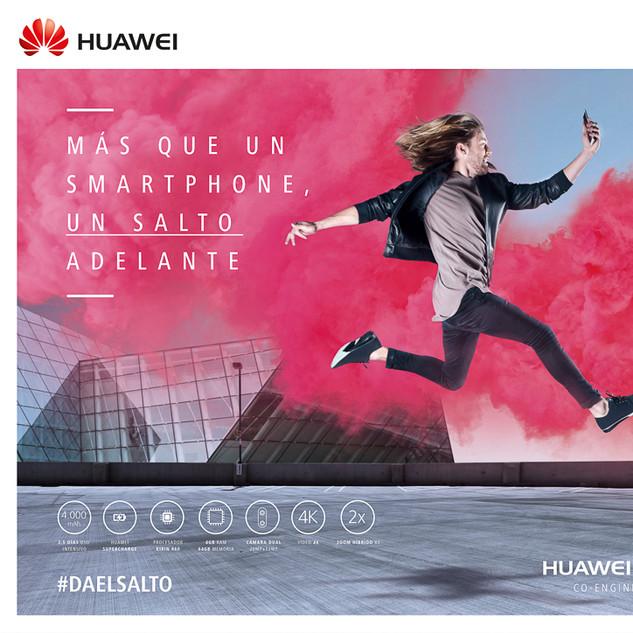Huawei #taketheleap
