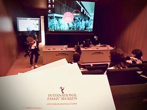 Beatriz Acinas, productora ejecutiva de ADHOKERS, ha sido jurado de la semifinal de los Premios Emmy