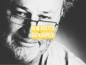 NEW ROSTER. AVI KARPICK