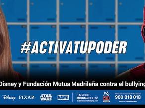 Activa tu poder. Disney y Fundación Mutua Madrileña
