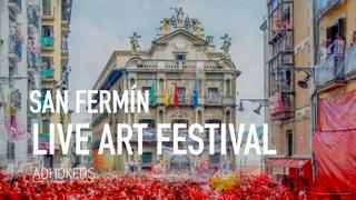 San Fermín Live Art Festival