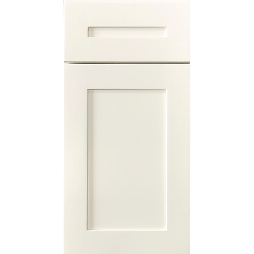 Chesapeake Pearl shaker off-white cabinet