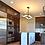 S1 Java coffee maple shaker kitchen cabinets