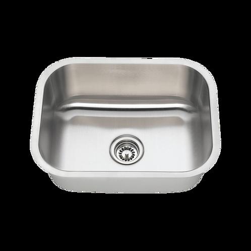 single sink undermount