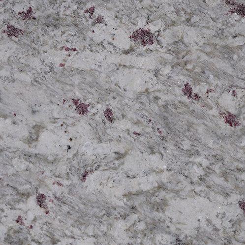 Moon White Granite detail