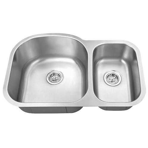 double sink 70/30 undermount
