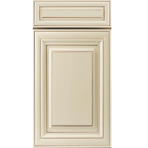 A7 Creme Maple Glazed cabinet