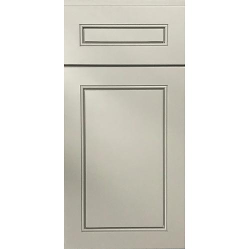 Norfolk fog light grey cabinet