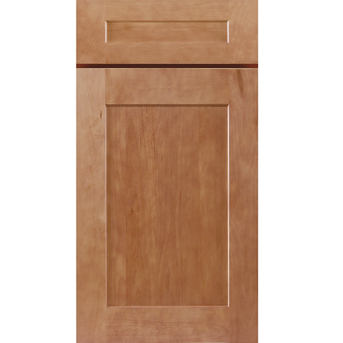 S2 Almond Maple Shaker cabinet