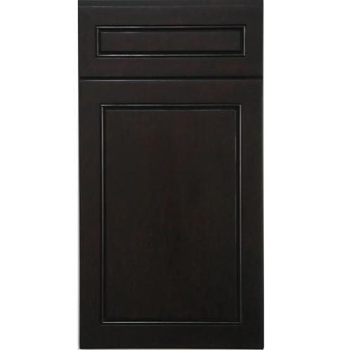 K8 dark brown espresso maple cabinet