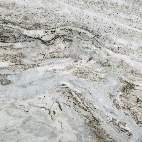 Brown fantasy quartzite detail