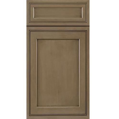 H8 Hazel maple cabinet