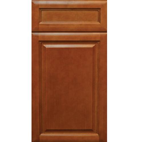 K-Series Cinnamon brown glazed cabinet