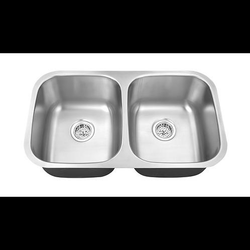double sink 50/50 undermount