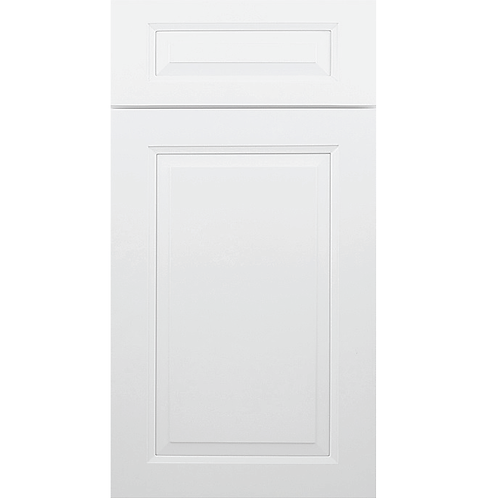 Gramercy White birch and MDF cabinet