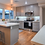 S5 castle grey shaker cabinet kitchen