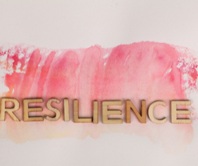 What is resilience? It is the ability to adapt to adversity and to bounce back