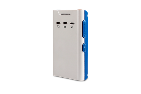 GPS ID Card with 2-3 Days Battery Backup