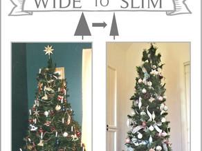 Old Christmas Tree - New Identity!