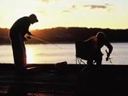 Fishing At Tathra