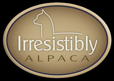 Irresistibly Alpaca logo