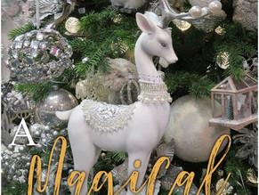 A visit to the Bredbo Christmas Barn - Magical!