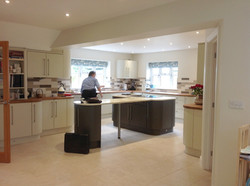 Extension and new kitchen!
