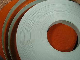 blue pvc edge banding tape
